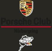 60 Jahre Porsche Club Nürburgring Logo